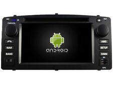 AUTORADIO Touch Android 8.0 Toyota Corolla 2004-2007 Navigatore Bluetooth