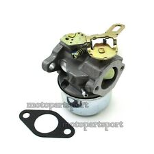 Carburetor Tecumseh 640084A For 5HP HSK40 HSK50 LH195SP MTD Snow Blower Thrower