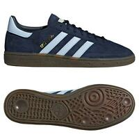 adidas ORIGINALS HANDBALL SPEZIAL TRAINERS NAVY BLUE GUM SNEAKERS SHOES FOOTBALL