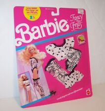 Fancy Frills Barbie Lingerie Fashion-Two Different Looks, Rare & Unopened
