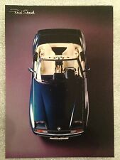 BMW Z1 Postcard 1st On eBay Car Poster. Own It