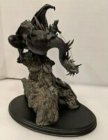 Sideshow Weta Lord Of The Rings Fell Beast & Morgul Lord Statue