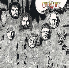 "Crossfire:  ""S/T""  (CD Reissue)"