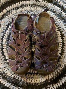Keen Waterproof Walking Hiking Sandals Shoes Size 7