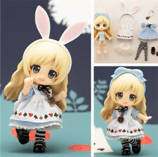 Anime Co-poche Friends Alice in Wonderland Alice Rabbit Ear Cute Action Figure N