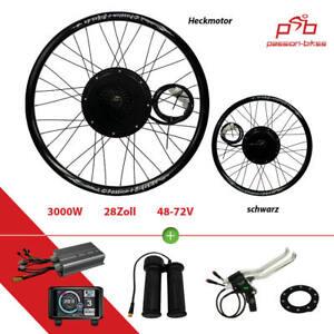 "E-Bike Umbau-Kit ~ 3000 Watt Heck Motor 28/29"" ~ Racing bis über 80kmh"