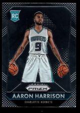 Aaron Harrison #319 Hornets Rookie Card Kentucky Rc 2015-16 Panini Prizm Chrome