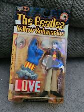McFarlane Toys The Beatles Yellow Submarine Figure Paul with Glove and Love Base