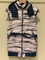 Lululemon Goose Down Hooded Vest.