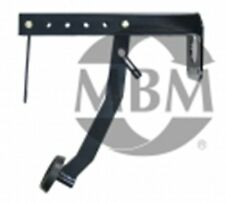 BRAKE PEDAL ASS UNIVERSAIL UNDER DASH SUITS FIREWALL MOUNT BOOSTER MBM - HOT ROD