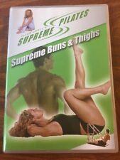 Ellen Crofts Supreme Pilates Supreme Buns Amd Thighs Exercise Workout Dvd