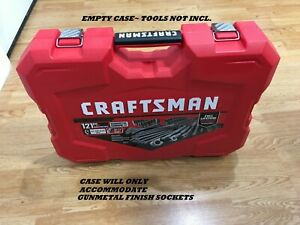NEW CRAFTSMAN TOOL CASE EMPTY REPLACEMENT ~ *TOOLS NOT INCL.* FREE SHIP