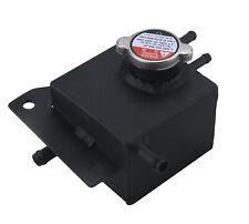 ALUMINUM RADIATOR OVERFLOW TANK FOR SUBARU 02-14 WRX/ 04-14 STI WRX/STI BLACK