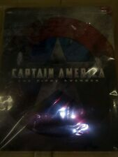Marvel: Captain America: The First Avenger Exclusive Steelbook Blu-Ray/DVD