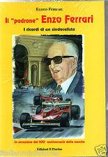 il Padrone Enzo Ferrari  i Record di un Sindacalista 1999 Softback Book Wrapped