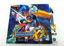 Rockman X7 (Mega Man) Korean Version New ►Ultra Rare◄ Game Sealed PC
