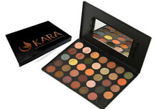 KARA 35 Color Eye Shadow Palette Highly Pigmented Skin Tone Eyeshadow #ES07
