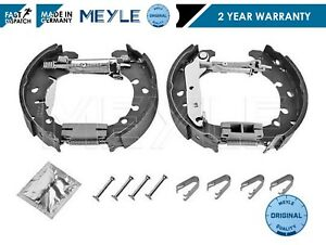 FOR FORD FIESTA Mk 4 5 1.3 1.4 1.6 REAR BRAKE SHOES WITH ADJUSTER FITTING KIT