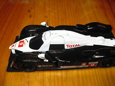 LOTE 75 SCALEXTRIC PEUGEOT 908 HDIFAR Le Mans series  used