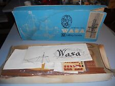 BILLING BOATS  The WASA VHT Model #440  Denmark Nr.40 Gustov Adolfs Regallskeep