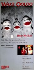 WAKE OOLOO - 1994 - Promoplakat - The Feelies - Hear no Evil - Poster