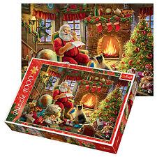 Trefl 1000 Piezas Adulto Grande Tema de Navidad Santa Claus Rompecabezas Nuevo