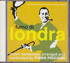 PIERO PICCIONI (feat. Ennio Morricone) - Fumo di londra - 2 CD-Box (Japan)