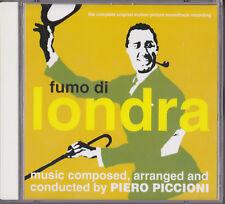 Piero Piccioni (feat. ENNIO MORRICONE) - fumo di LONDRA - 2 CD-Box (Japon)