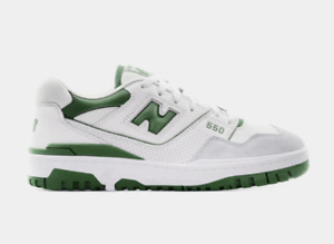 New Balance 550 Multicolor BB550WT1 WHITE GREEN Size 8 - 12 BRAND NEW