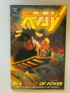 The Ray in a Blaze of Power TPB  NM (1994)