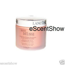 LANCOME BODY DELISSE IMMEDIATE SOFT TOUCH RICH MOISTURIZING CREAM 6.8 OZ / 200 G