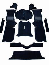 Triumph Spitfire '70-'80 Complete Replacement Black Carpet Set