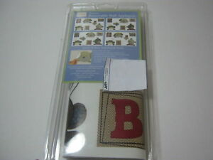 COCALO BABY BUTTONS Removable Wall APPLIQUES STICKERS NIP