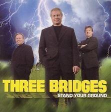 DAMAGED ARTWORK CD Three Bridges: Stand Your Ground