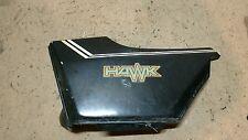 1980 Honda Hawk 400 LEFT Side Cover