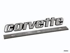 1976 Late - 1977 1978 1979 Corvette Rear Bumper Emblem