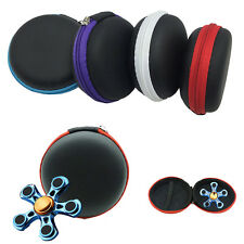 Gift Case Box For Fidget Hand Spinner Triangle Finger Toy ADHD Autism Bag Focus