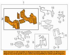 GM OEM Evaporator Heater-Heater Case 89023340