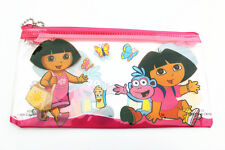 Dora The Explorer Pencil Case Pouch Nickelodeon Nick Brand New US Seller