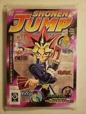 Shonen Jump Vol 1 #1 Sealed With Blue Eyes White Dragon JMP-001 VF/NM