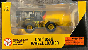 HO Scale - Norscot - CAT 950G Wheel Loader - 55402