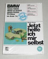 Manual de Reparaciones BMW 1500/ 1600/ 1600-2/1800/2000/2002 Nuevos Clase