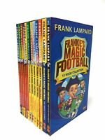 Frankie's Magic Football Collection 12 Box Book Set By Frank.Lampard