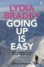NEW - Going Up Is Easy: The First Woman to Ascend Everest Without Oxygen