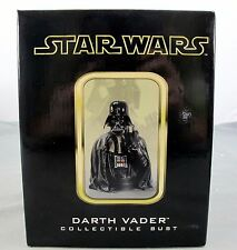 Star Wars Darth Vader 6'' Tall Collectible Bust Gentle Giant DHC 2002 NEW