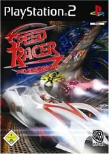 Speed Racer - The Video Game (Sony PlayStation 2, 2008, DVD-Box)