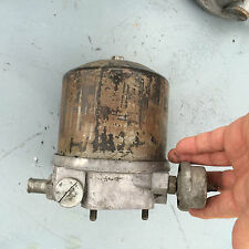 Jaguar XJ6 1969-1975 Oil Cleaner or Filter Housing Assembly with Large Canister