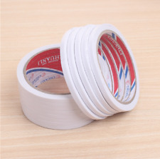 10Pc Double Sided Tape Rolls Strong Adhesive For DIY Crafts, Arts & Office 0.5cm