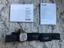 Polar FT4 Fitness Heart Rate Monitor Calorie Counter Watch Tan - Needs Battery