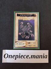 Yu-Gi-Oh! BANDAI 1998Dragon Zombie #65